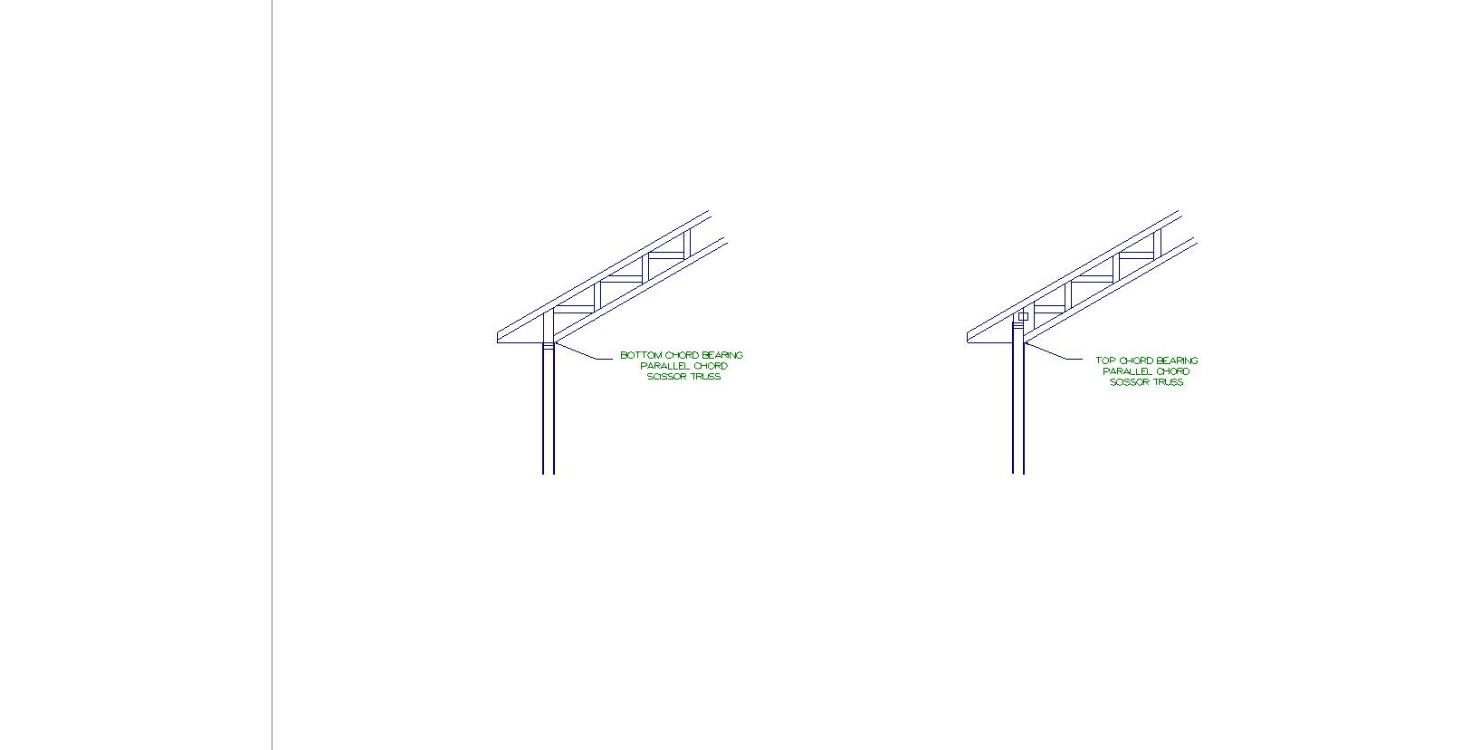 Top chord bearing truss softplantuts trying hexwebz Choice Image