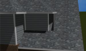 Roof Problem 3D